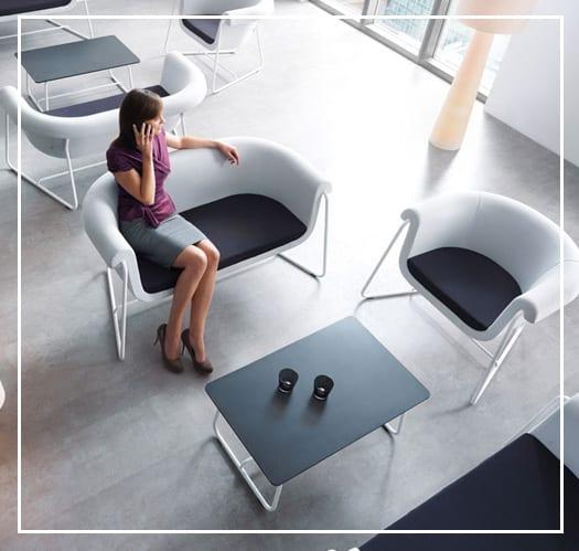 Billige møbler, brugt skrivebord i kolding