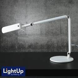 Lissabon LED arbejdslampe, hv.