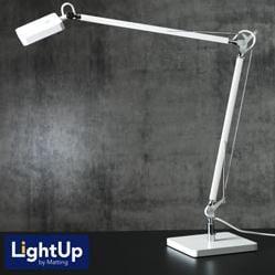 Madrid LED arbejdslampe, hvid