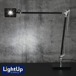 Madrid LED arbejdslampa, sort