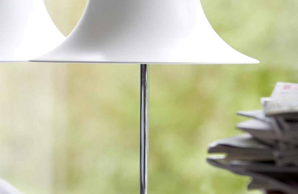 PANTOP TABLE LAMP WHITE