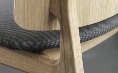 Freya-træstol