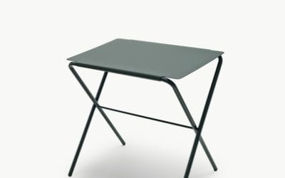 Bow Table, Hunter Green