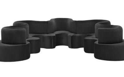 CLOVERLEAF SOFA – 5 UNITS