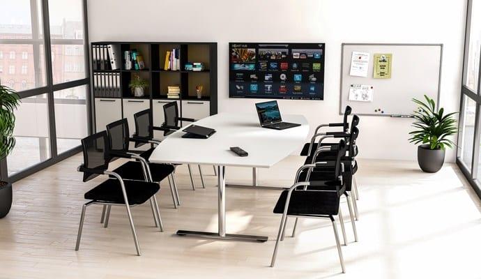 Mødemiljø - 8 personer
