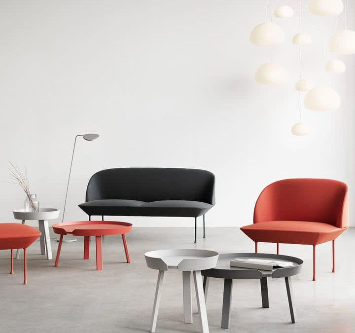 Lounge miljø – Muuto