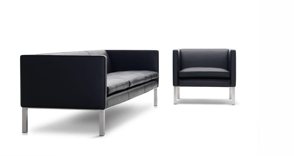 EJ 50 sofa fra Erik Jørgensen