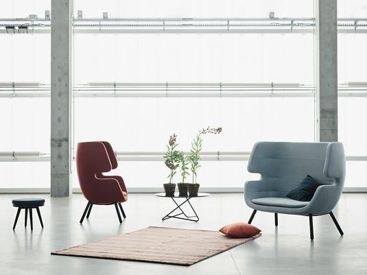 Lounge sofa og stole – Softline