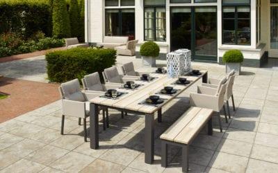 Mixx bord og Caribean stol