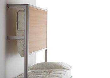 Væghængte senge