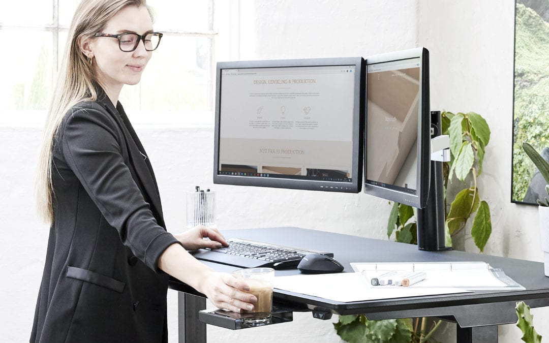 Tilbehør til dit arbejdsbord